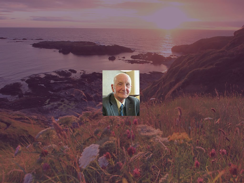 Frank Cowin, FRICS, Manx registered tour guide