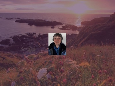 Marinda Fargher, Manx registered tour guide