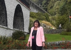 Jane Hodson, Registered Manx Tour Guide